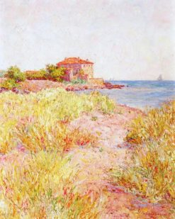 House by the Sea | Wynford Dewhurst | Oil Painting