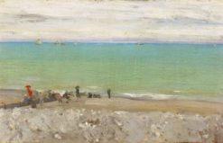 Dieppe | Walter Richard Sickert | Oil Painting