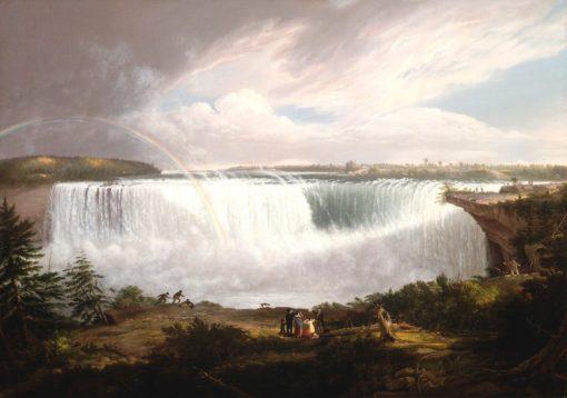 The Great Horseshoe Fall
