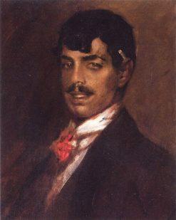 The Spanish Dude | William Merritt Chase | Oil Painting
