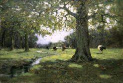 Meadow Brook | Charles Paul Gruppe | Oil Painting