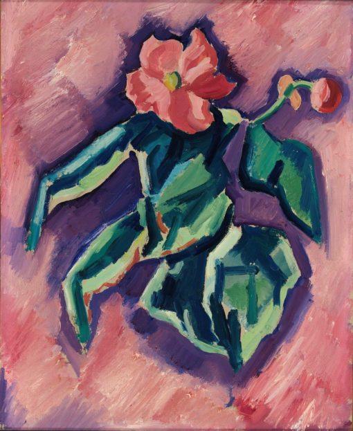 Pink Begonias | Marsden Hartley | Oil Painting