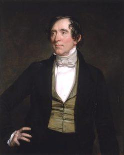 William C. Preston | George Peter Alexander Healy | Oil Painting