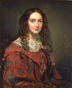 Mrs. Thomas B. Bryan | George Peter Alexander Healy | Oil Painting