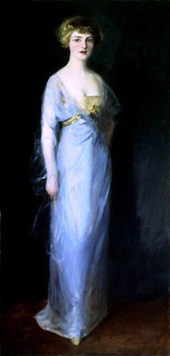 Dorothy Wagstaff   Robert Henri   Oil Painting