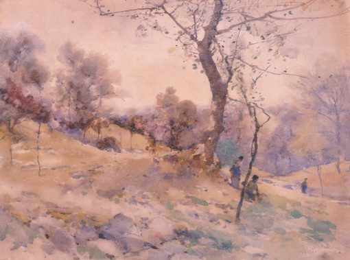 Landscape | William Henry Holmes | Oil Painting