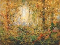 Autumn Tangle | William Henry Holmes | Oil Painting