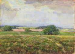 Over the Maryland Fields | William Henry Holmes | Oil Painting