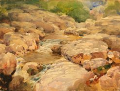 The Placid Potomac | William Henry Holmes | Oil Painting