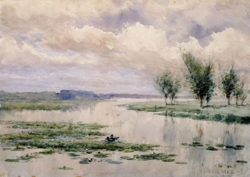 Haines Point | William Henry Holmes | Oil Painting