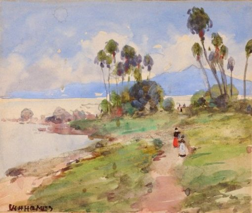 In Jamaica | William Henry Holmes | Oil Painting