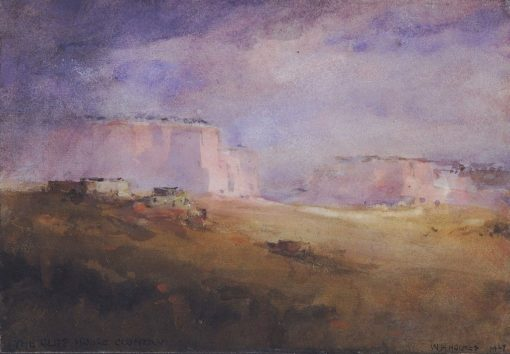 In the Cliff House Country | William Henry Holmes | Oil Painting