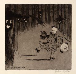 Goblin Lanterns | Helen Hyde | Oil Painting