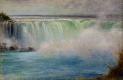 Niagara Falls | George Inness | Oil Painting