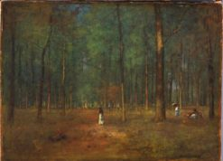 Georgia Pines | George Inness | Oil Painting