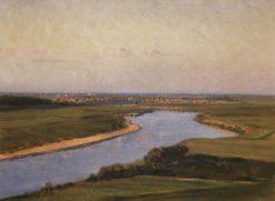 The North Dvina River | Vasily Vasilevich Vereshchagin | Oil Painting