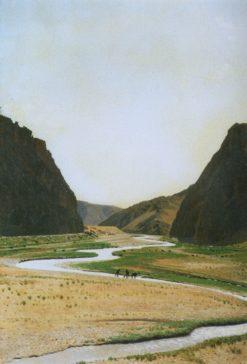 The Gate of Timur | Vasily Vasilevich Vereshchagin | Oil Painting
