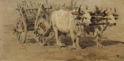 The Carriage | Vasily Vasilevich Vereshchagin | Oil Painting
