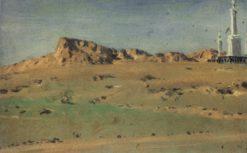 Corner of the Turkish Redoute Seized by Russian General Skobelev | Vasily Vasilevich Vereshchagin | Oil Painting