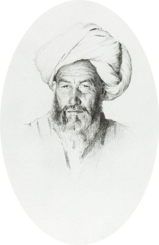 Uzbek Elder | Vasily Vasilevich Vereshchagin | Oil Painting