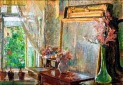 Interior | Olga Bozna?ska | Oil Painting