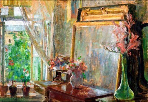 Interior | Olga Bozna?ska | Oil Painting