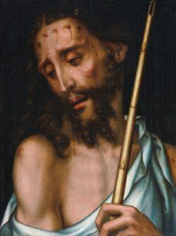 Ecce Homo   Luis de Morales   Oil Painting
