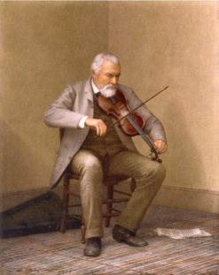 Out of Tune | Jefferson David Chalfant | Oil Painting