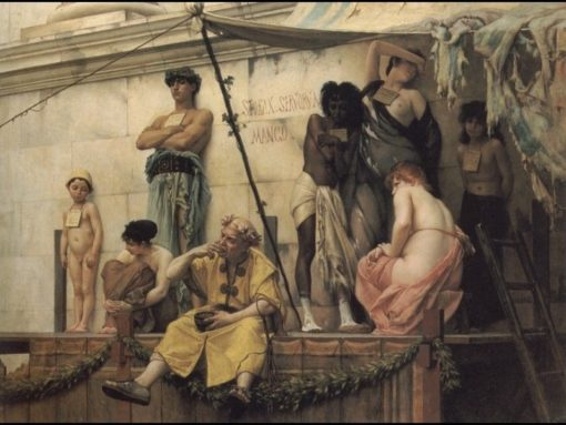 The Slave Market | Gustave Boulanger | Oil Painting