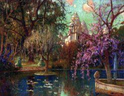 The Dreamland | Mikhail Tkachenko | Oil Painting