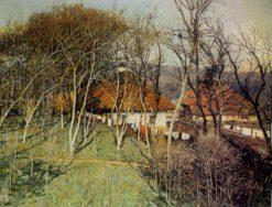 Spring   Mikhail Tkachenko   Oil Painting
