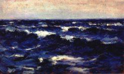 Waves | Mikhail Tkachenko | Oil Painting