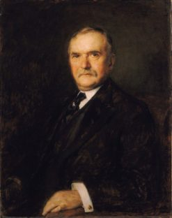 William T. Evans | Alphonse Jongers | Oil Painting