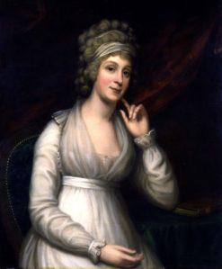 Mrs. Joshua Johnson | Charles Bird King | Oil Painting