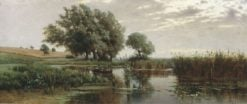 Landscape | Mikhail Tkachenko | Oil Painting