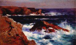 Midday Surf | Mikhail Tkachenko | Oil Painting
