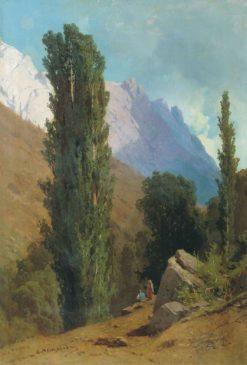 Crimean Landscape | Arseny Meschersky | Oil Painting