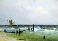 Seascape | Arseny Meschersky | Oil Painting