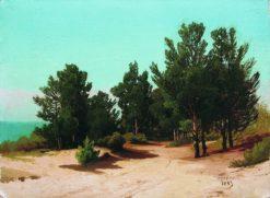 A Sunny Day | Arseny Meschersky | Oil Painting