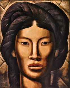 La Malinche (also known as Young Girl of Jalala