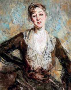 Portrait of The Honourable Mrs Charles Russell