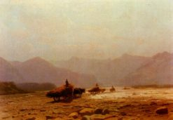 Morning   Arseny Meschersky   Oil Painting