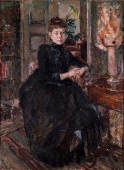 Portrait of Mary Slöör