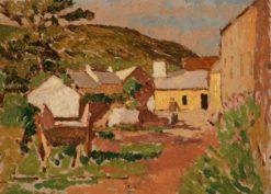 Solva | Edward Morland Lewis | Oil Painting