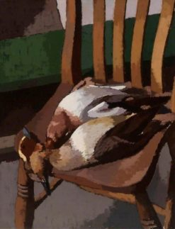Widgeon | Edward Morland Lewis | Oil Painting