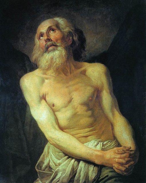 St. Andrew | Anton Losenko | Oil Painting