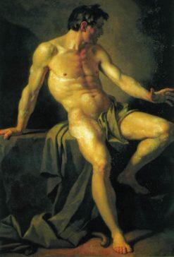 Caine | Anton Losenko | Oil Painting
