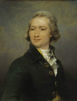 Portrait of I.I. Dmitriev | Dmitry Levitsky | Oil Painting