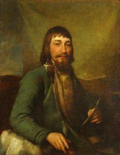 Portrait of Merchant Ivan Bilibin | Dmitry Levitsky | Oil Painting