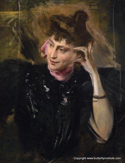 Portrait of Mme Veil-Picard